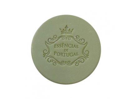 EUKALYPTUS - přírodní kulaté mýdlo v papírové krabičce, 50g
