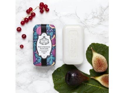 FÍK A RYBÍZ - přírodní mýdlo s olivovým olejem, 150g