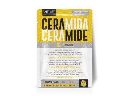 Diet Esthetic - Ceramide - Obnovující hydratační pleťová maska 20 g