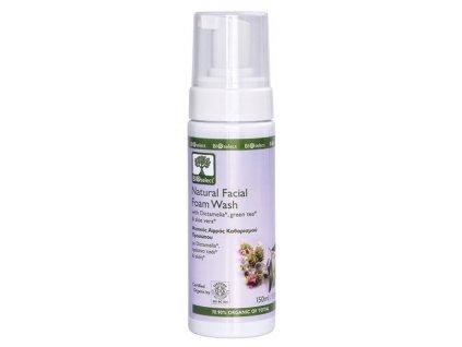 BIOselect® Čistící pěna na obličej pro všechny typy pleti 150ml BIOselect®