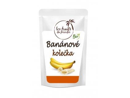 Banánové kolečka Bio sacek