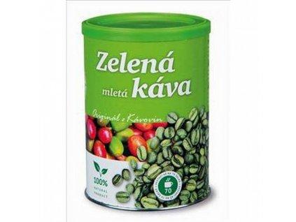 AKCE Kávoviny Zelená káva 230g dóza