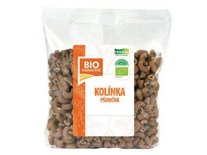 AKCE Pšeničná celozrnná kolínka BIO 400 g BIO HARMONIE