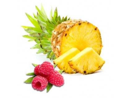 Ananas plátky - malina Puritas® 250g doy pack Zip