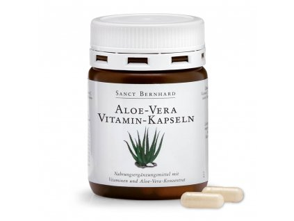 Aloe vera tablety Sanct Bernhard 100 tbl