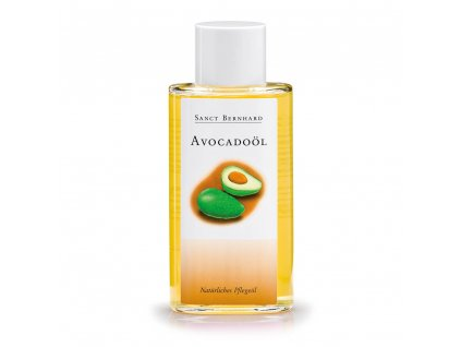 Avokádový olej na suchou pokožku Sanct Bernhard 100 ml