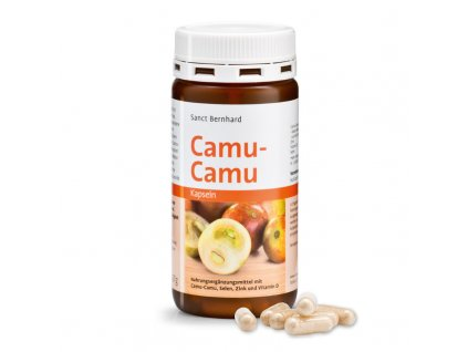 Camu Camu kapsle Sanct Bernhard 120 cps
