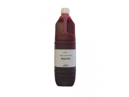 GASTRO Výběrový sirup  z celého ovoce MALINA 1000ml NOVAFOOD