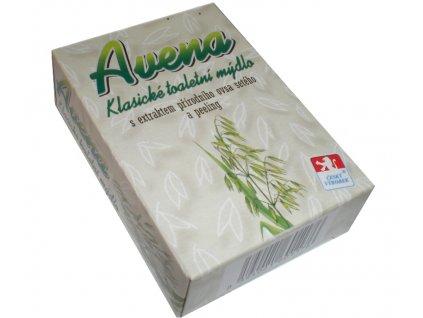 Avena – mýdlo s extraktem ovsa setého 100g Formerco
