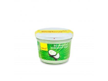 Panenský kokosový olej BIO 200 ml Wolfberry