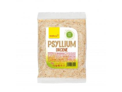 Psyllium drcené 75 g Wolfberry