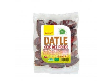 Datle bez pecek BIO 100 g Wolfberry