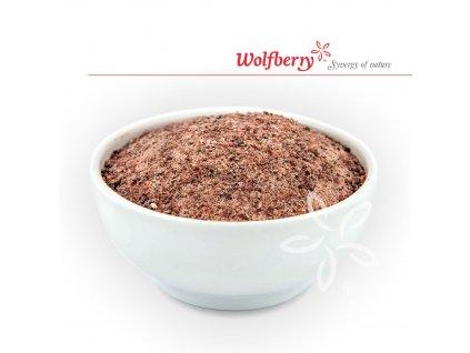 Himalájská sůl černá jemná 25 kg Wolfberry