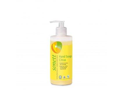 Tekuté mýdlo Citrus 300 ml Sonett