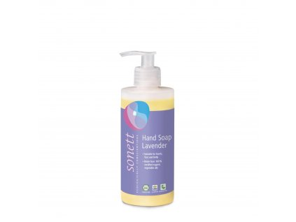 Tekuté mýdlo Levandule 300 ml Sonett