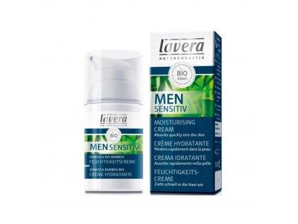 Hydratační krém pro muže 30 ml Lavera