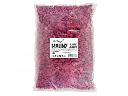 BZBL Maliny lyofilizované 1 kg Wolfberry