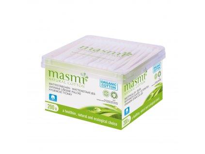 Hygienické tyčinky 200ks Masmi