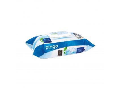 Vlhčené ubrousky pro děti s aloe vera 80 ks Pingo