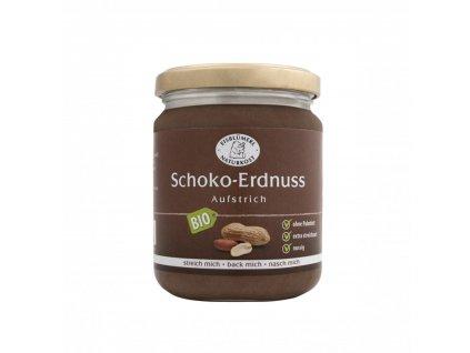 Čokoládovo arašídový krém BIO 250 g Eisblumerl