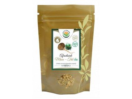 Afrodisiak Maca - Trib prášek BIO 100 g Salvia Paradise