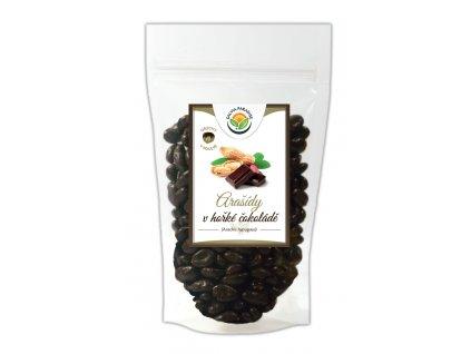 Arašídy v hořké čokoládě Salvia Paradise