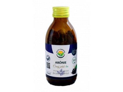 Arónie - Černý jeřáb kapsle BIO Salvia Paradise