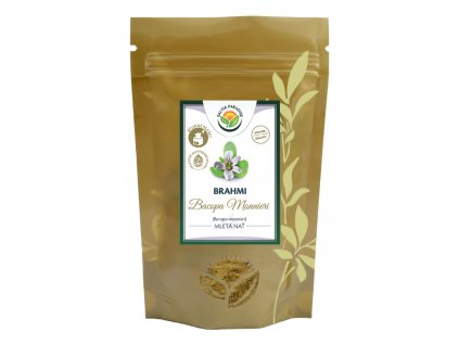 Bacopa monnieri - brahmi prášek 100g Salvia Paradise