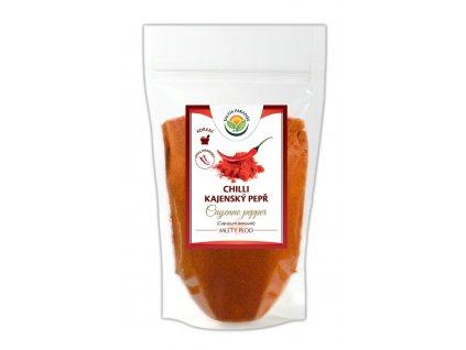 Chilli kajenský pepř mletý Salvia Paradise
