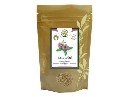 Jetel luční květ mletý 50g Salvia Paradise