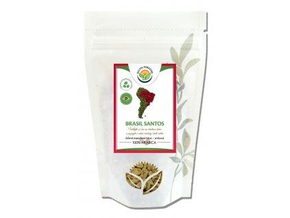 Káva - Brasil Santos zelená nepražená Salvia Paradise