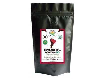 Káva - Brasil Senhora de Fatima BIO Salvia Paradise