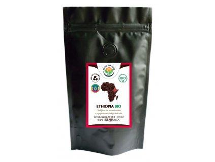 Káva - Ethiopia BIO Salvia Paradise