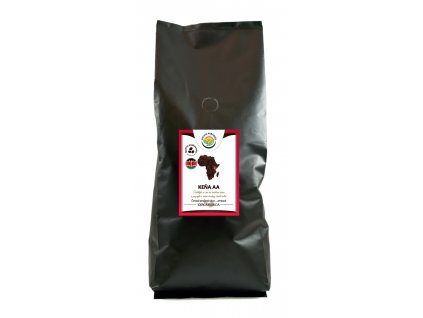 Káva - Keňa AA Salvia Paradise