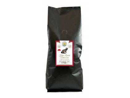 Káva - Kopi Luwak - cibetková káva Salvia Paradise