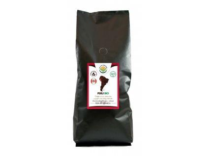 Káva Peru BIO Salvia Paradise