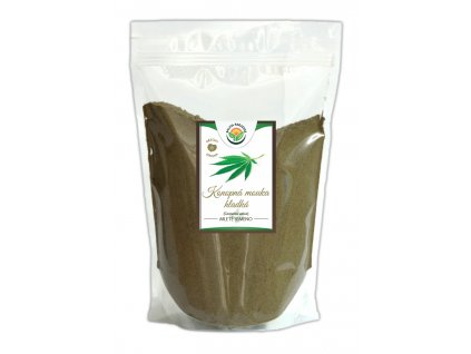 Konopná mouka hladká Salvia Paradise