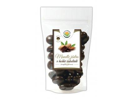 Mandle v hořké čokoládě Salvia Paradise