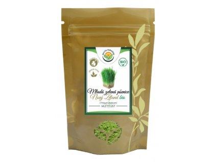 Mladá zelená pšenice BIO Salvia Paradise