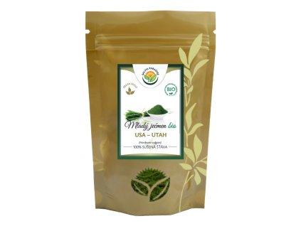 Mladý zelený ječmen - 100% sušená šťáva BIO Salvia Paradise