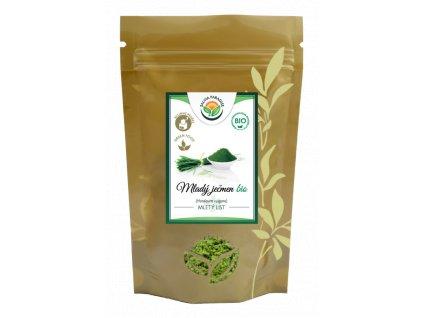 Mladý zelený ječmen BIO Salvia Paradise
