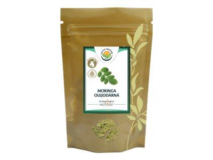 Moringa olejodárná list mletý 100g Salvia Paradise