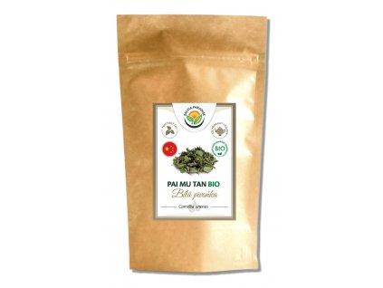 Pai Mu Tan - Bílá pivoňka BIO Salvia Paradise