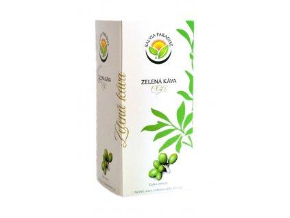 Zelená káva - CGA n. s. 20 x 5 g Salvia Paradise