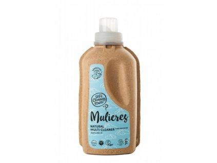 AKCE Mulieres Koncentrovaný univerzální čistič (1 l) - bez vůně
