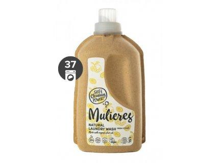AKCE Mulieres Koncentrovaný prací gel (1,5 l) - svěží citrus