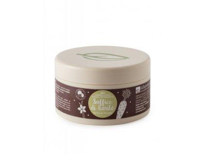 AKCE laSaponaria Výživný tělový krém s mrkví a vanilkou BIO (180 ml)