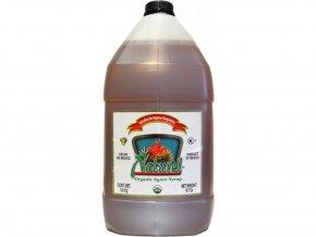Bio sirup z agáve 3800ml Bionebio