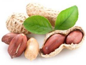 Arašídy natural Puritas® 1000g sáček