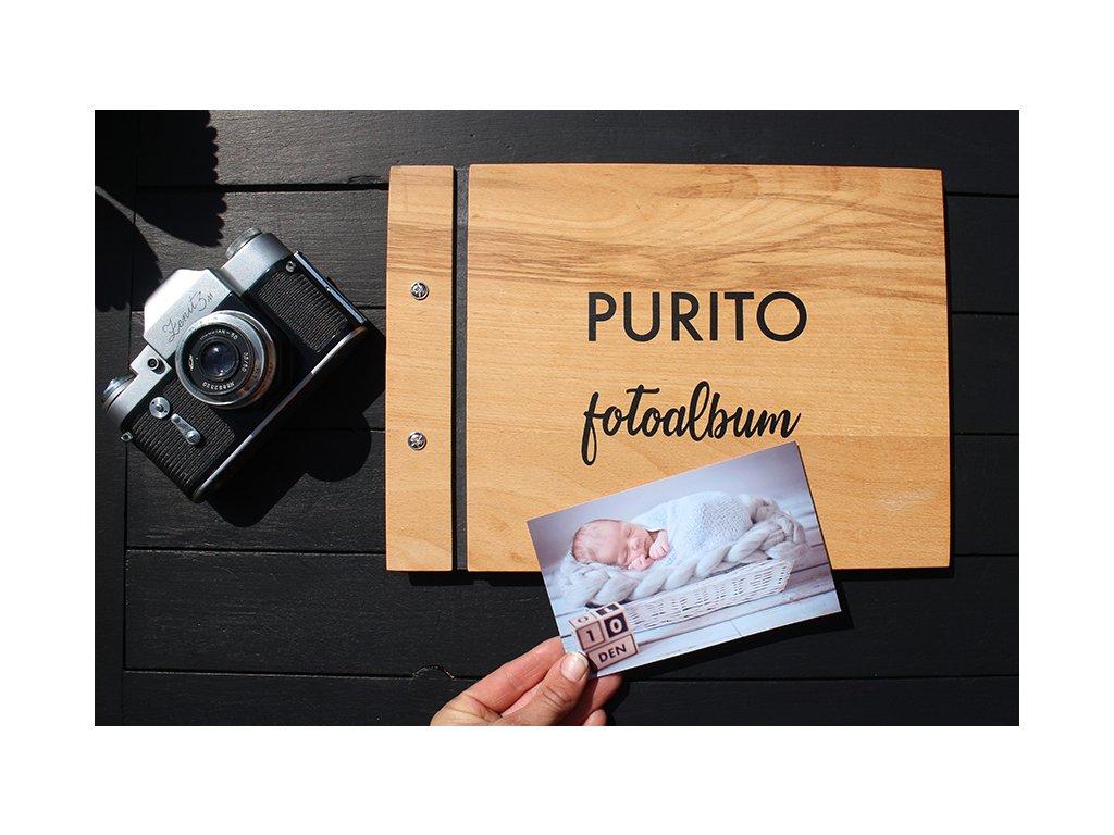 Fotoalbum Purito